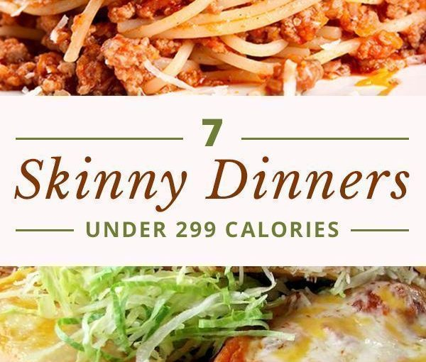 Were your weight loss a little easier by sharing 7 Skinny Diners …