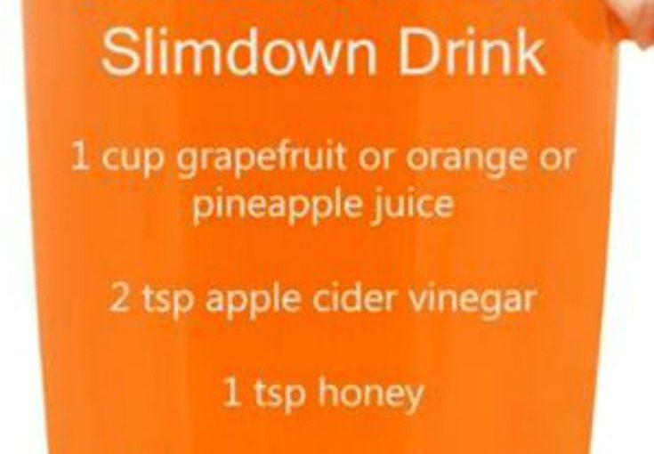 Does this really work? Dr. Oz Swimsuit Slimdown Beverage Recipe