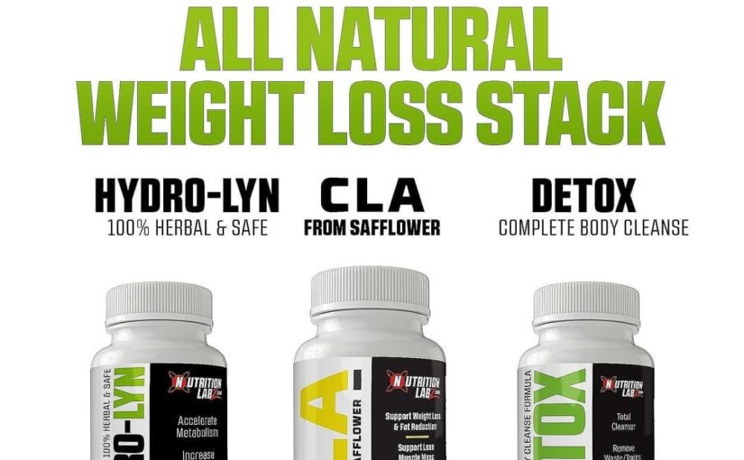 The New Nutritionlabz.com All Natural Weight-Tap Stack contains the infamous Hy …