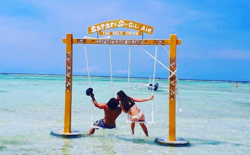 What amazing adventure in Bali Nusa Lombongan, Gili Air, Ubud and Canggu ️ i …