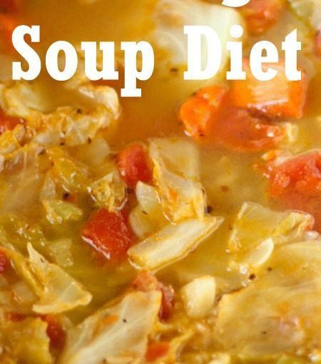 Cabbage soup diet for weight loss. Do you want to lose 10-15 pounds per 7 days naturally …