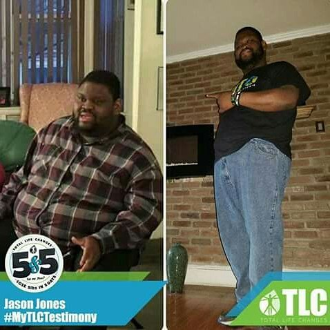 "Check out Jason's testimony: ""I lost 110 pounds and I started with Iaso Tea and …"