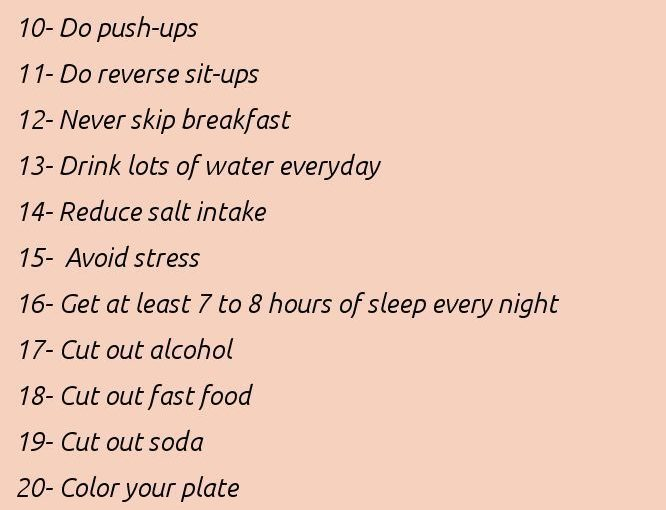 30 Tips on flatmaps, fitness, weight loss, healthy | See more about Flat Tu …