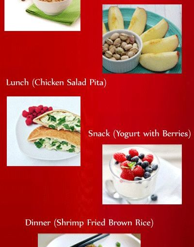 Military Diet Four Days Off Meal Plan – This 1500 calorie diet menu needs to be …