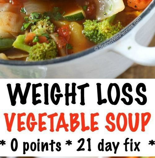 This Weight Loss Vegetable Soup Recipe is one of our favorites! Completely loading …