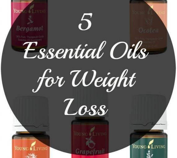AddingATouchOfGrace.com / *** WEIGHT TAP – 5 Essential Oil For Weight Loss