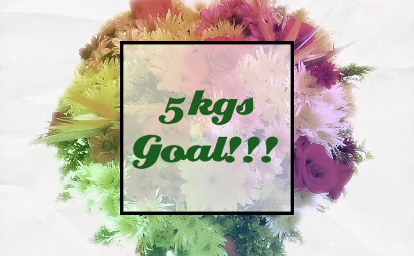 Reached my first small goal! 5kgs down and Spa Pedicure as my reward! # 5kgsdo …