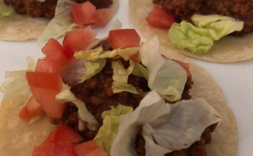 Enjoy delish veggie street tacos tonight for dinner. @weightwatchers #we …