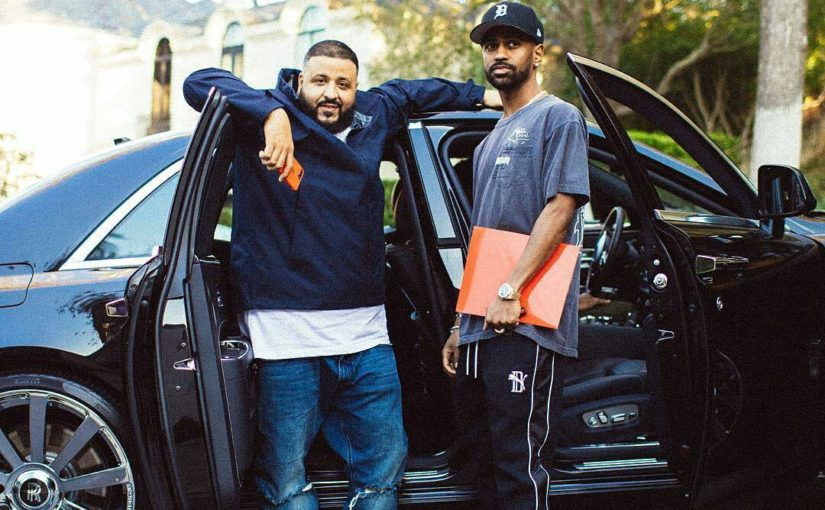 Big Sean supports the full throttle tour DJ Khaled in full!  He is also m …