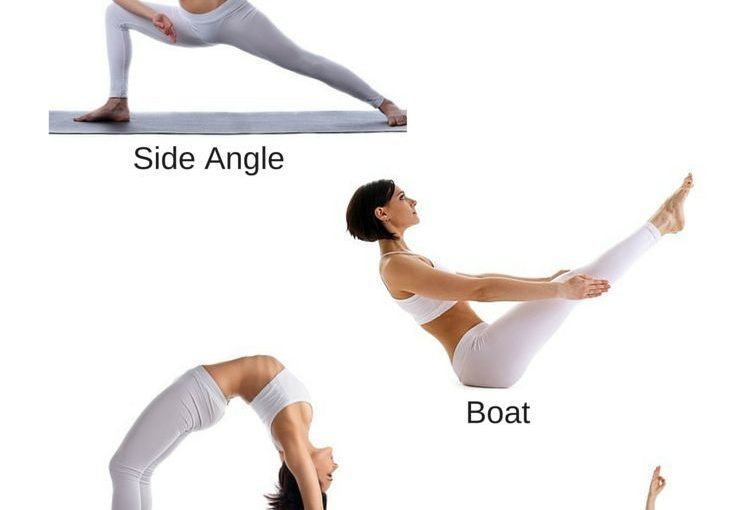Yoga workout for beginners to lose weight! Learn to love your body through the bea …