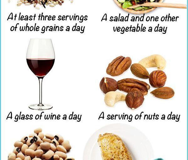 Measure the & # 39; MIND & # 39; diet (it sharpened Alzheimer's risk by 35%) MIND diet …