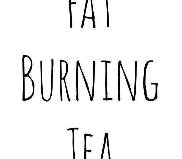 Fast working fat burning tea recipe. Almost instant results – DIY Skinny Tea Rec …