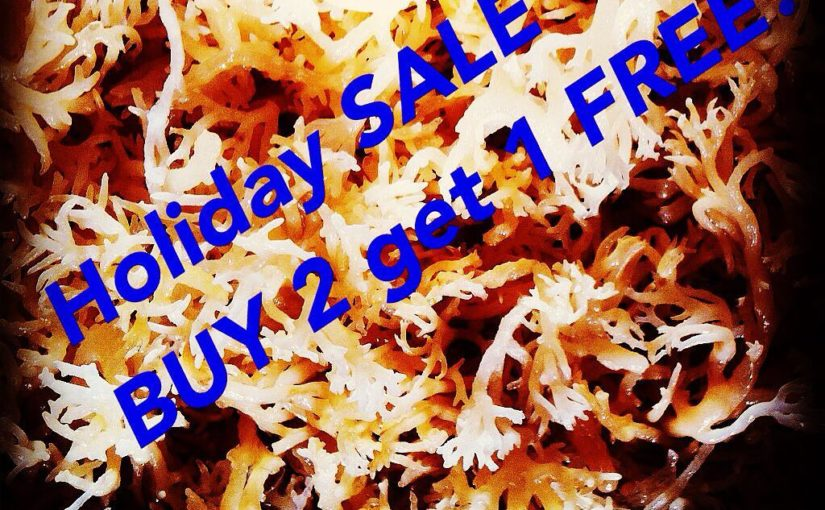 Get some day at #irishmoss #seamoss #vegan #drsebi #healing #alkalinelife #love # …