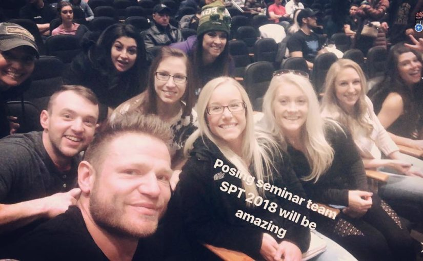 Always recover with knowledge of seminars TEAM SPT #fitness #fit #f …