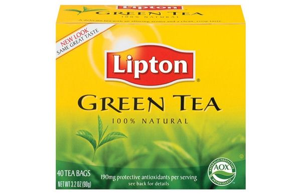 How to use Lipton Green Tea for weight loss? Add sweet calorie seats or drops …