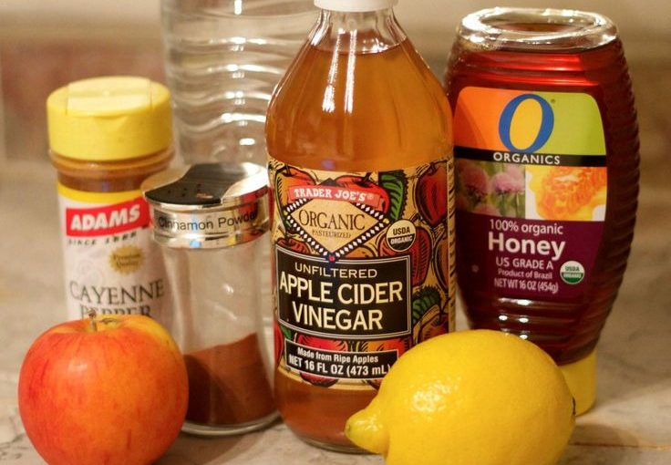 This detox beverage will flush it all out. Did I remember that it's fat burning …