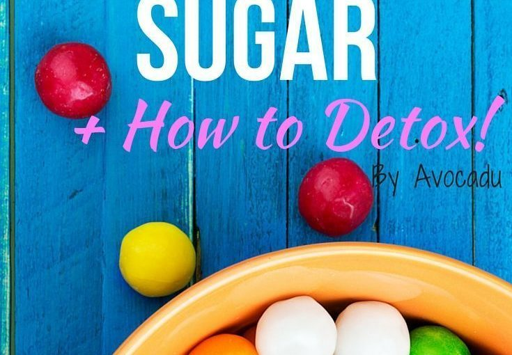 How to stop eating sugar | Sugar Detox | Detox Clear | Weight loss | avocadu.c …
