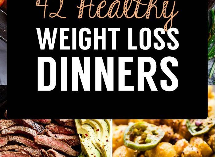42 Weight Loss, Dinner Recipes That Help You Shrink Magafitu! – Beauty and …