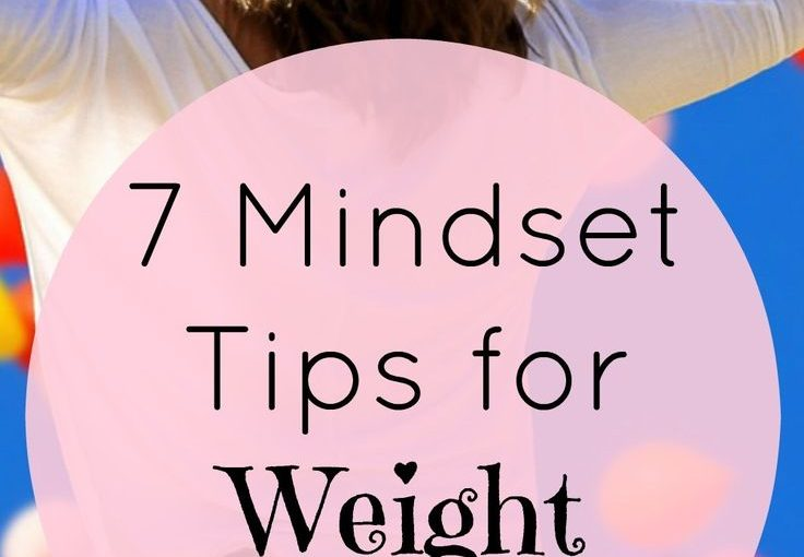 7 mindset expects weight loss.