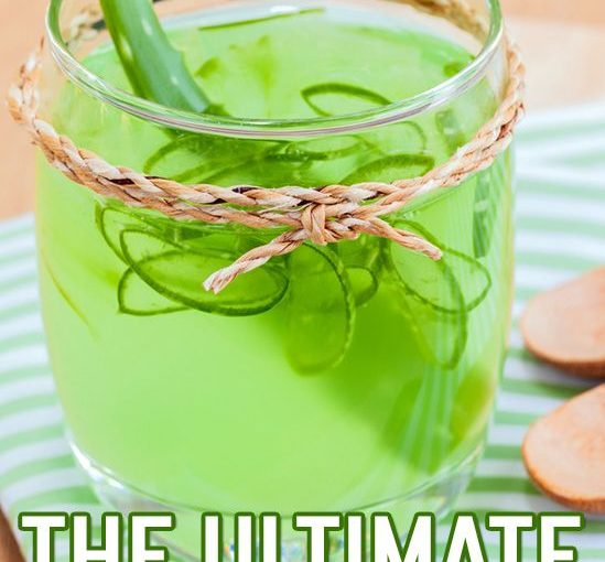 Aloe Vera juice benefits and weight loss recipes upcominghealth.co …