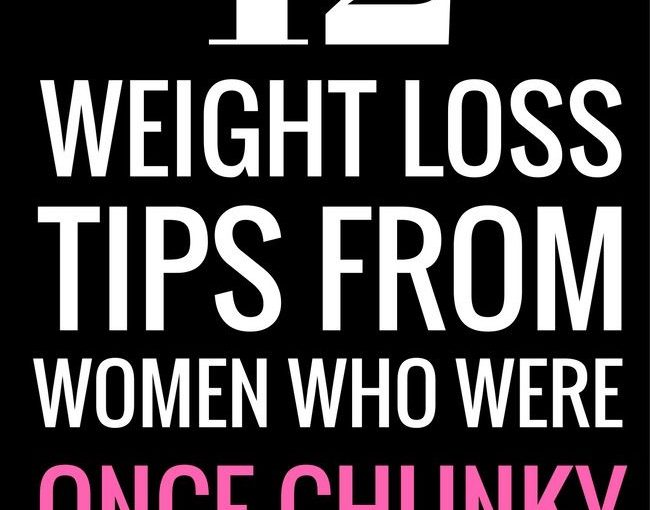 12 realistic ways to lose weight – tips from women who were once on time …