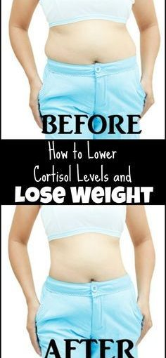 How to lower cortisol (anxiety gives you high levels of cortisol) points and loss …