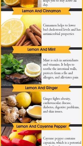 Drinking lemon juice helps not only to burn fat but also to make sure you're over …