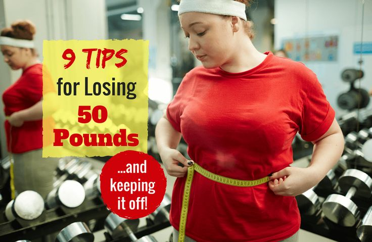 The way a weight loss of 50 pounds could be imbalanced, but the destination is so high.