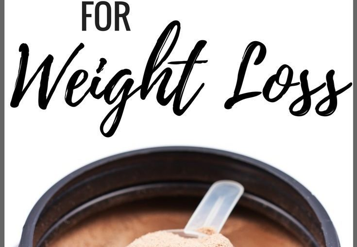 Is whey protein a regular staple in weight loss plan? If not, it should be ….
