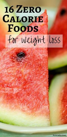 Zero Calorie Foods for Weight Loss | Food to lose weight | Healthy Food | …