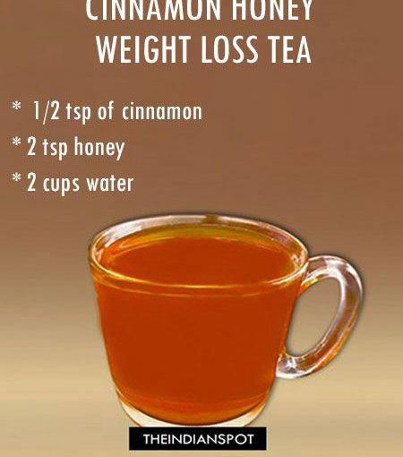 Home cure weight loss tea! Simple and easy …