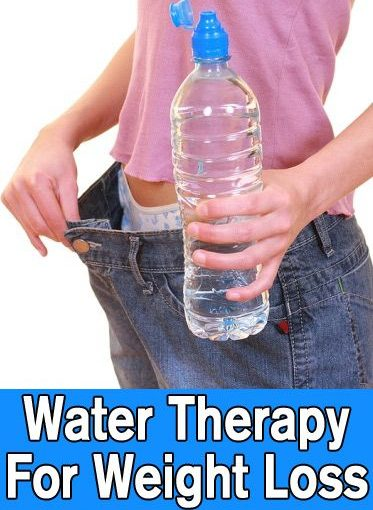 Water Treatment – Water helps to pour out excess fat from the body. Do not die
