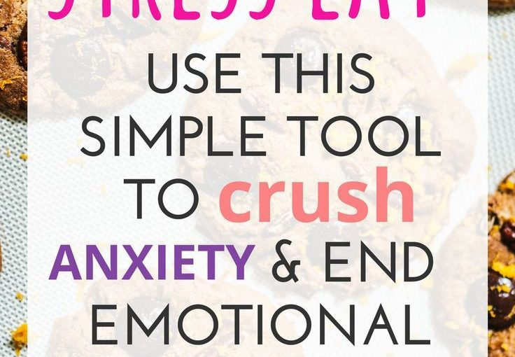 Trying to stop eating stress but finding it too hard to prevent food by using …