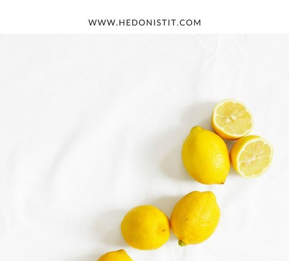 Starting a healthy lifestyle is as easy as squeezing half a lemon in a glass o …