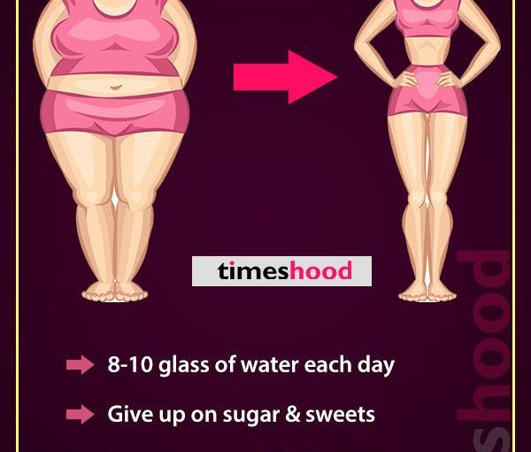 How to lose weight without movement? No gym, burn this belly fat fast at home. T …