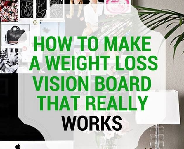 How to create a weight loss perspective that works