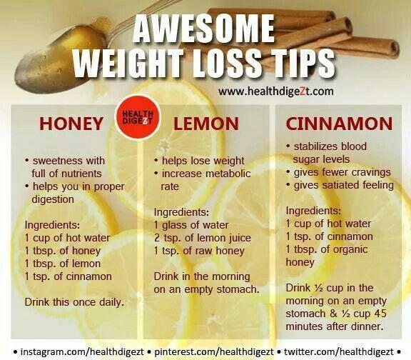 Honey Lemon Cinnamon www.4myprosperity …