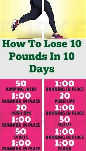 How to lose 10 pounds in 10 days! Workout + Weight Loss Tips that work. # lose1 …