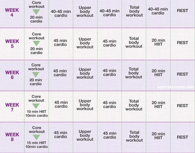 If you are looking for weight loss or day of the heart please check this schedule and follow …