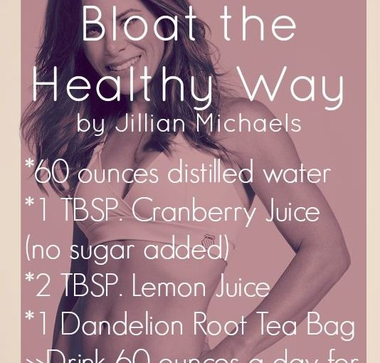 Why so bloated? How to avoid water weight … – Jenni Raincloud