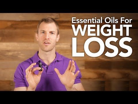3 essential oil for weight loss