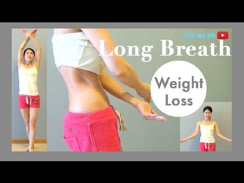 How to execute the Japanese breathing method and lose fat