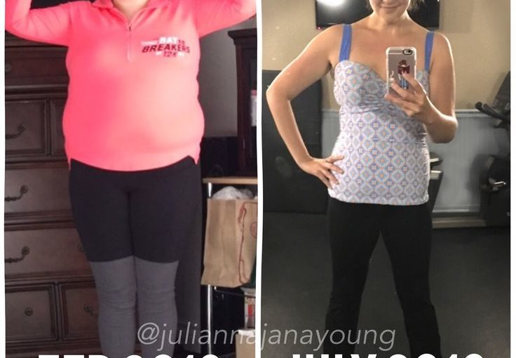 Great weight loss action success story! Read for and after fitness convert …