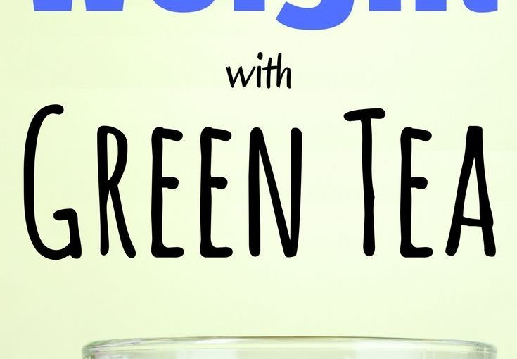 How to use green tea to lose weight | Green Tea for Weight Loss | Healthy drinks …