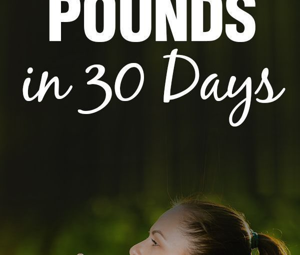 Spend up to 10 pounds per 30 days with just four lifestyle changes!