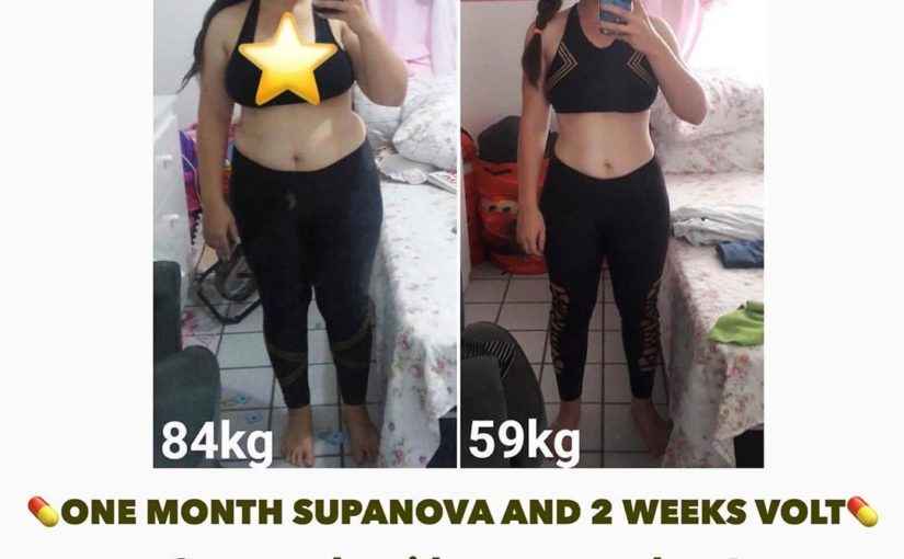 Wow look at the transformation! Just by having supanova and volt t is packed with …