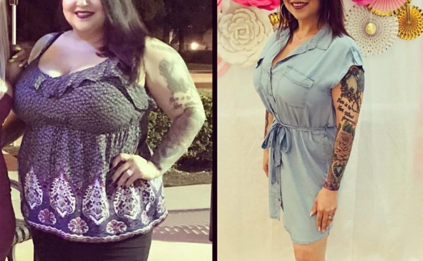 Exciting transformation from @bianca_m_castillo! – Do you want to melt your stomach fat? Cli …