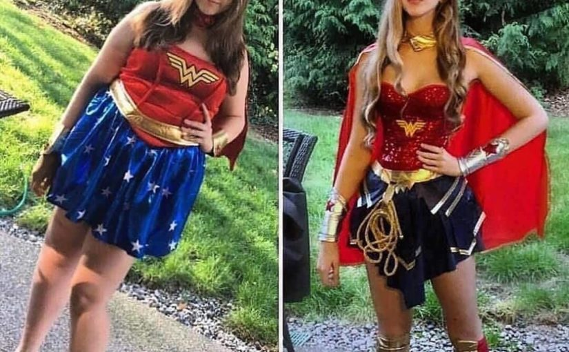We introduce @ madison.rose.castle: 2 years, 70 pounds less. I've changed more …