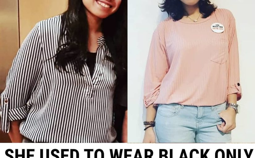 At one point in time, Farida, 34, had resorted to wearing only black for the longest of …