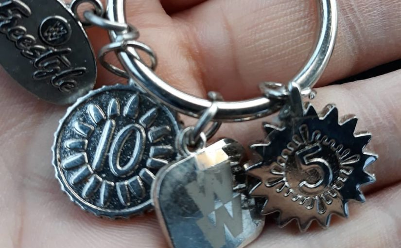 Met these charms from Weight Watchers for the first time I struck last year. I stand …